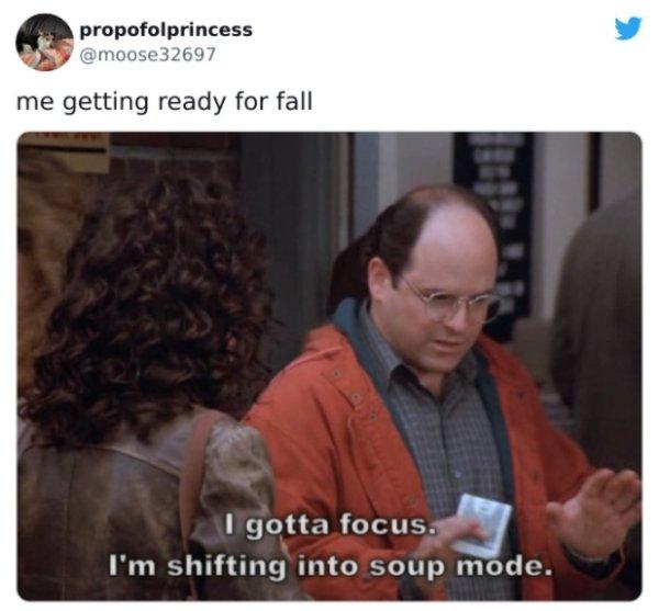 People Who Love Autumn Memes (30 pics)