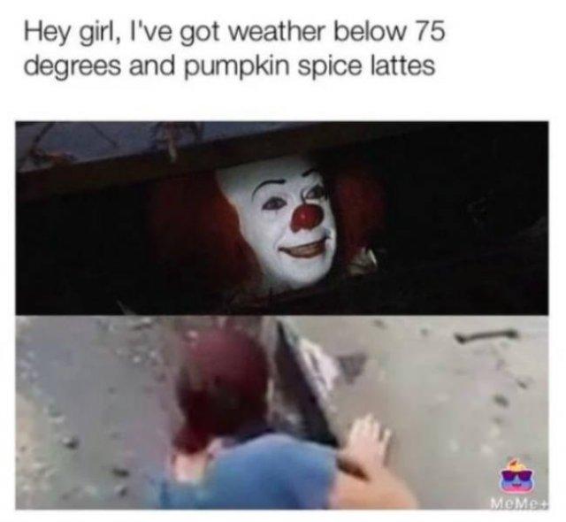 Autumn Memes (29 pics)