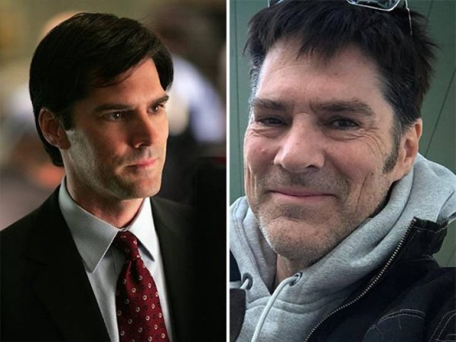 'Criminal Minds' Cast: Then And Now (14 pics)