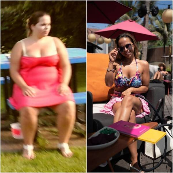 Amazing Weight Loss (10 pics)