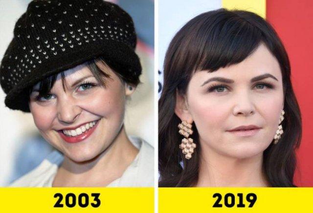 Beautifully Aging Famous Women (13 pics)