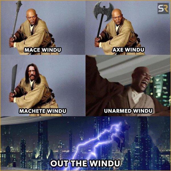 Star Wars Memes (30 pics)