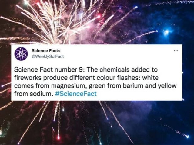 Science Facts (30 pics)