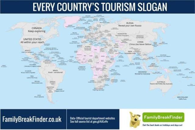 Guides For Travelers (15 pics)