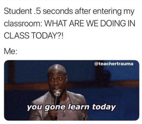 Teachers Memes (28 pics)