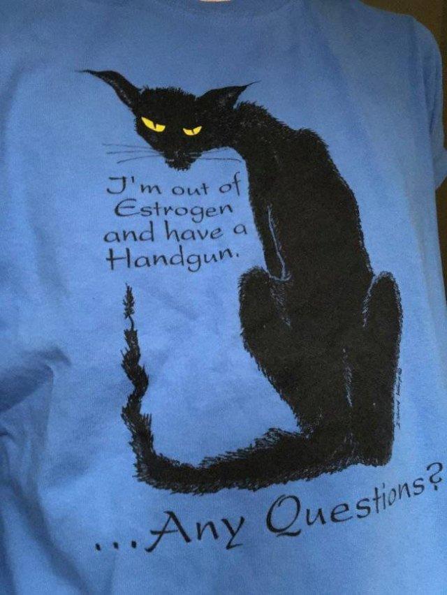 Weird T-Shirt Prints (32 pics)