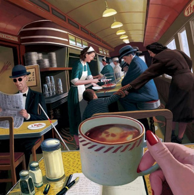 Scary Artworks By Jeff Lee Johnson (17 pics)