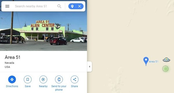 Google Maps Tricks (11 pics)