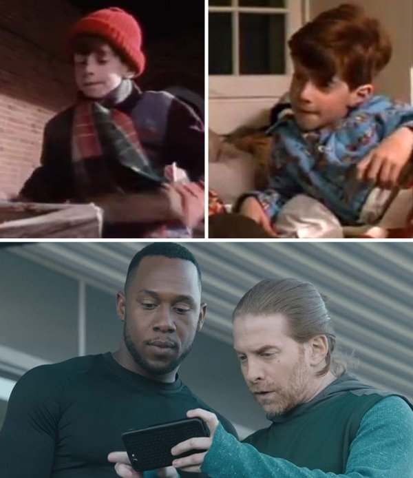 Actors In Their First Roles (20 pics)