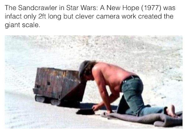 Hidden Details In Star Wars Movies (29 pics)