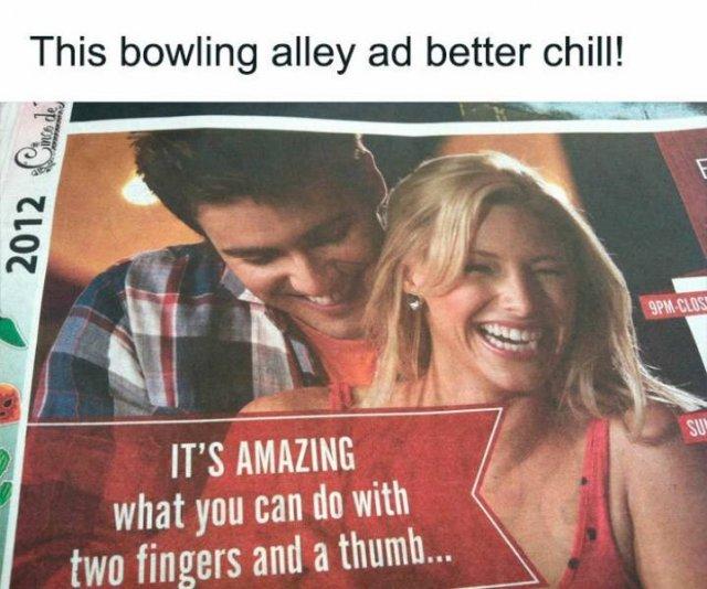 These Advertisements Are Strange (37 pics)