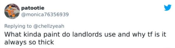 People Are Roasting Landlord's Bad Paint Job (28 pics)
