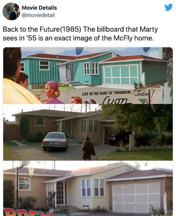 Hidden Details In 80's Movies (19 pics)