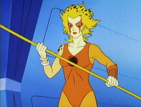 Hot Cartoon Characters (20 pics)