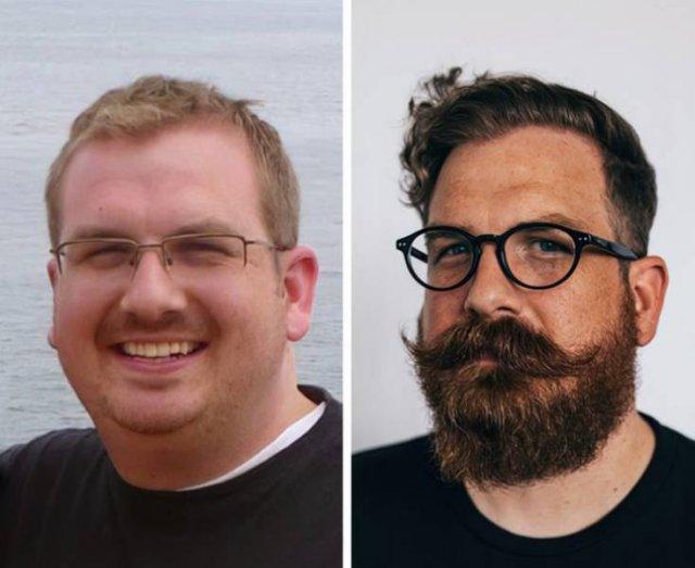 Beard May Change Man A Lot (18 pics)