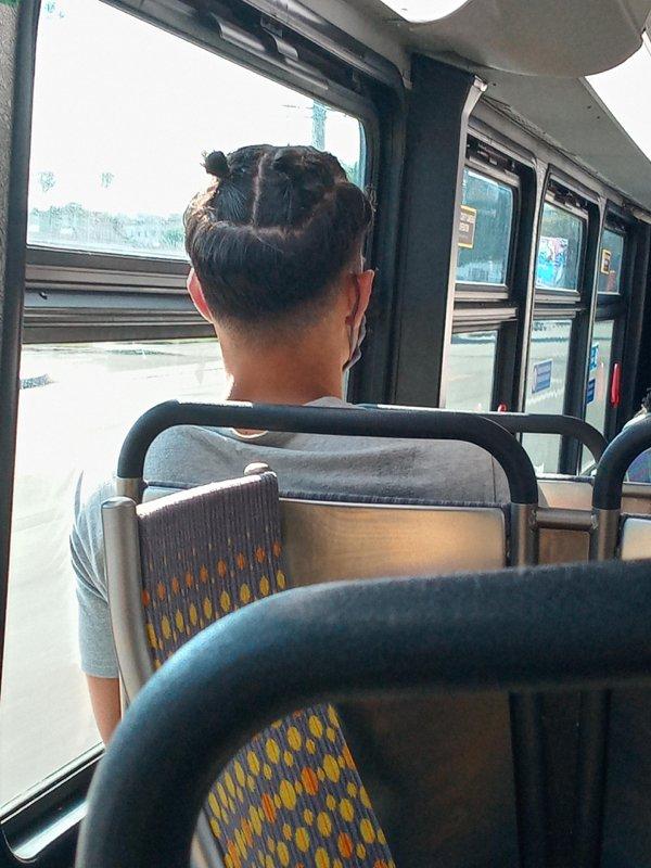 Weird Hairstyles (32 pics)