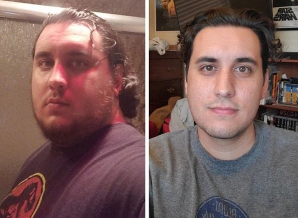 People Share Their Transformations (23 pics)