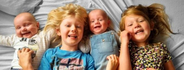 Living With Children (21 pics)