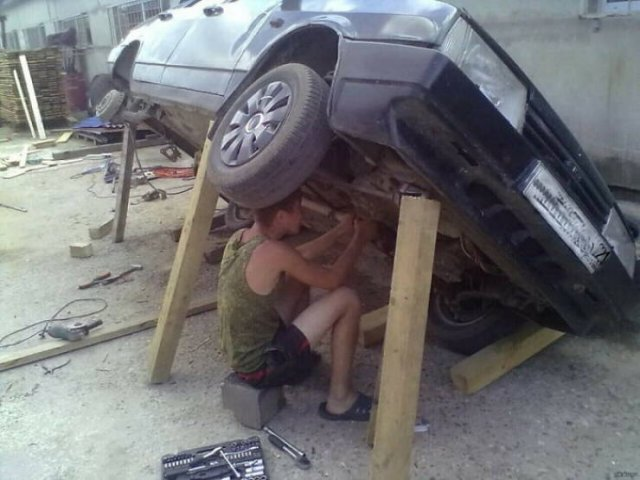 These People Don't Care About Safety (39 pics)