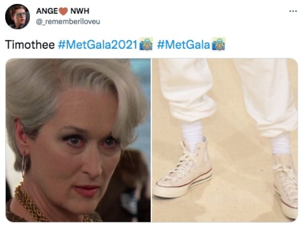 People Are Roasting Celebrity Met Gala Outfits (30 pics)