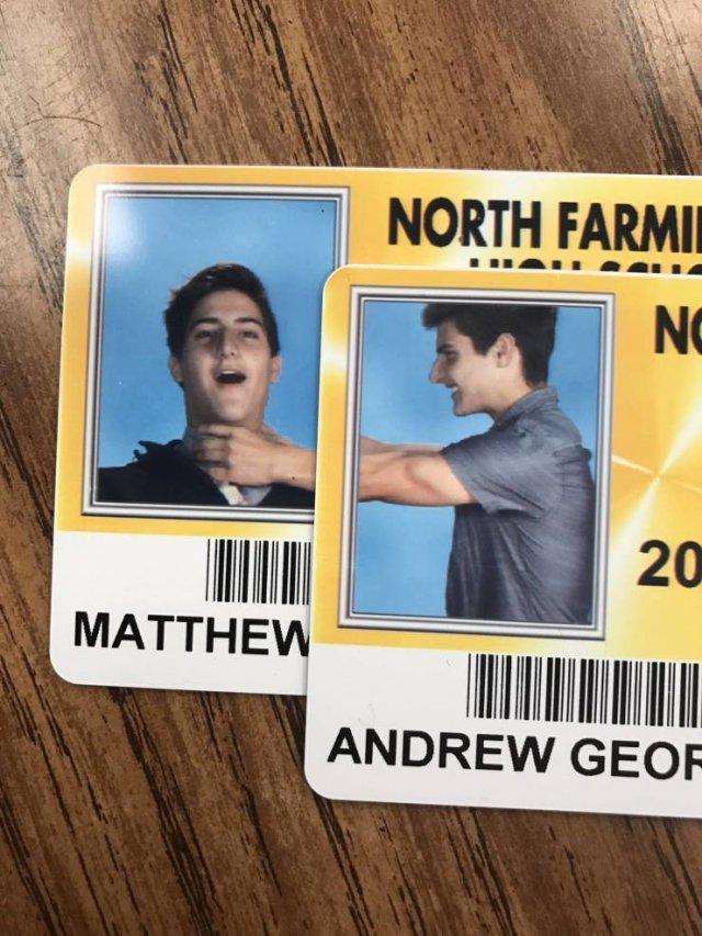 High School Photo IDs (13 pics)