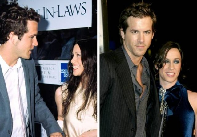 Do You Remember These Famous Couples? (16 pics)