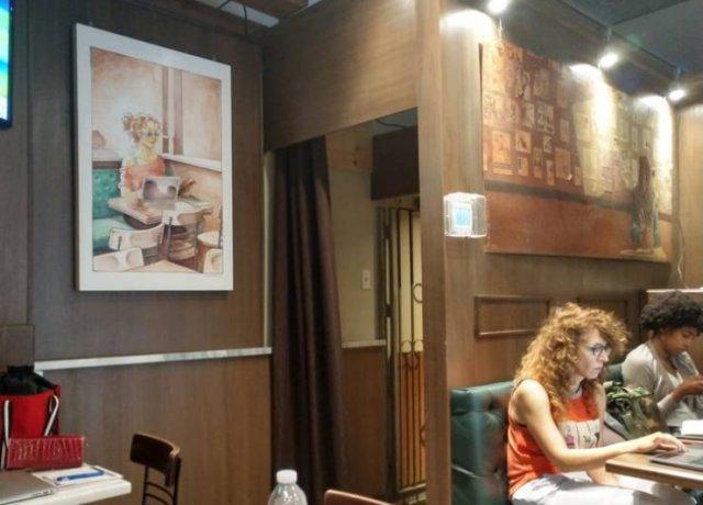 Café Stories (15 pics)