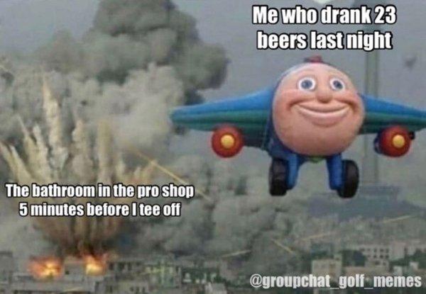 Golf Memes (29 pics)