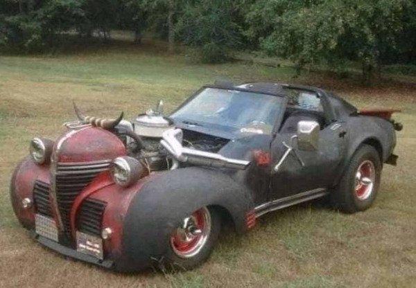 Weird Cars (88 pics)