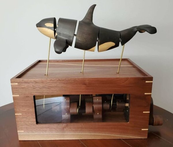Woodworking Masterpieces (32 pics)