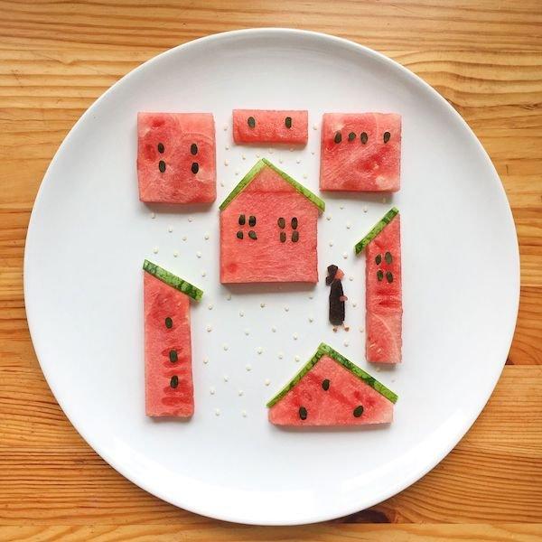 Food Art (25 pics)