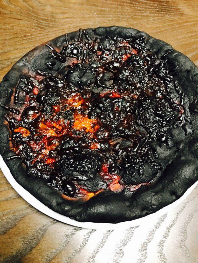 Cooking Went Wrong (46 pics)