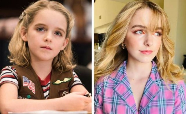 Child Actors: Then And Now (13 pics)
