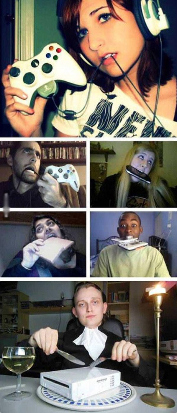 Pictures For Gamers (29 pics)