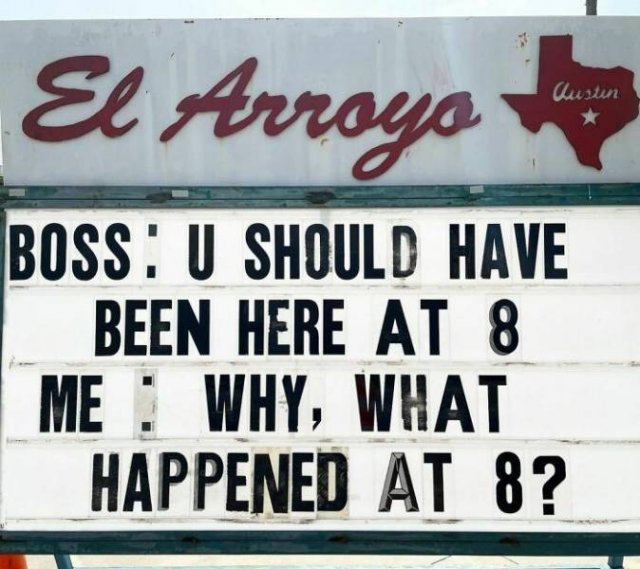 'El Arroyo' Signs (39 pics)