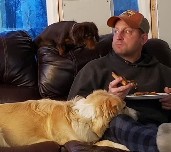 These Dads Regret To Have Pets (20 pics)