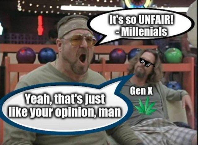 Gen X Memes (31 pics)