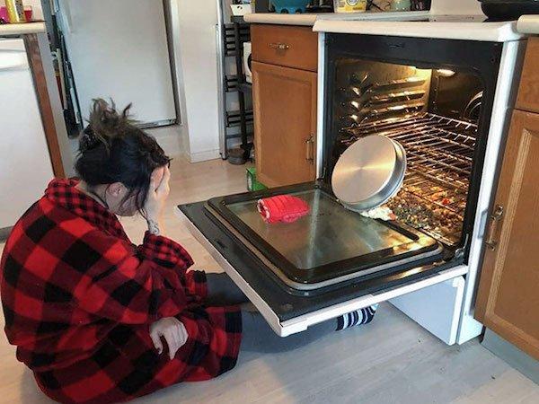 Cooking Fails (35 pics)