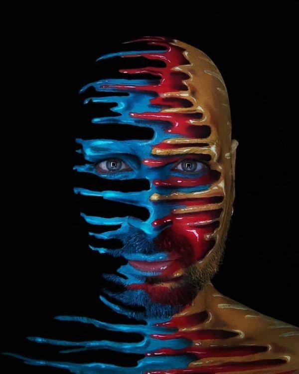 Amazing Body Painting (35 pics)