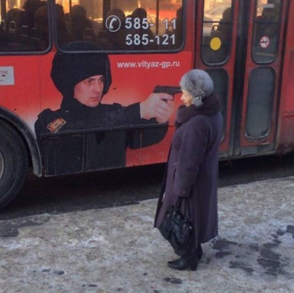 Only In Russia (48 pics)