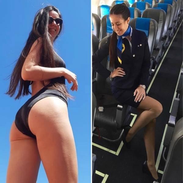 Hot Flight Attendants (33 pics)