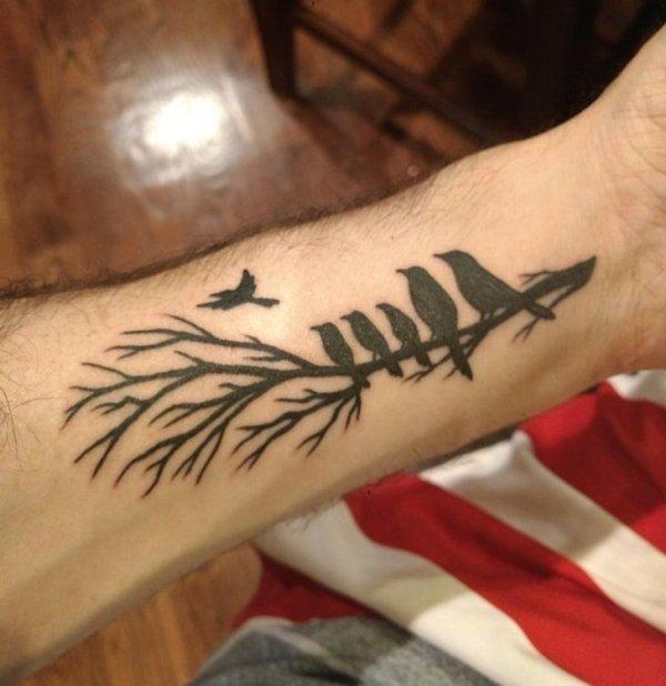 Each Tattoo Has A Story (21 pics)