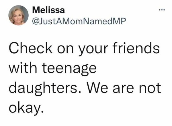 Raising Teens Tweets (27 pics)