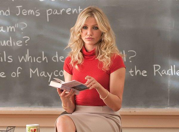 Hot Movie Teachers (17 pics)