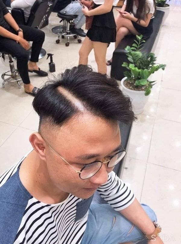 Weird Haircuts (52 pics)