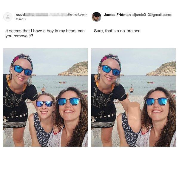 Funny Photoshop By James Fridman (37 pics)