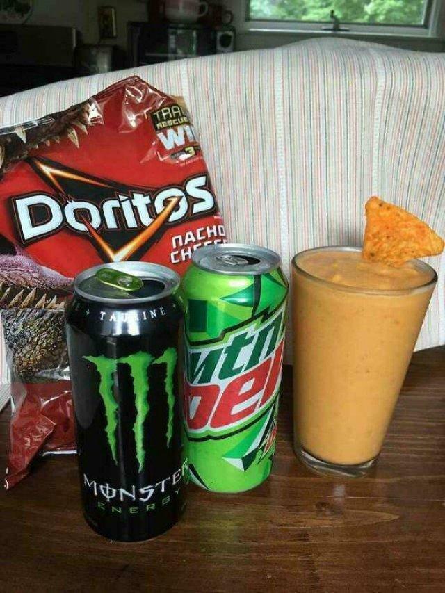 Weird Food Combinations (50 pics)