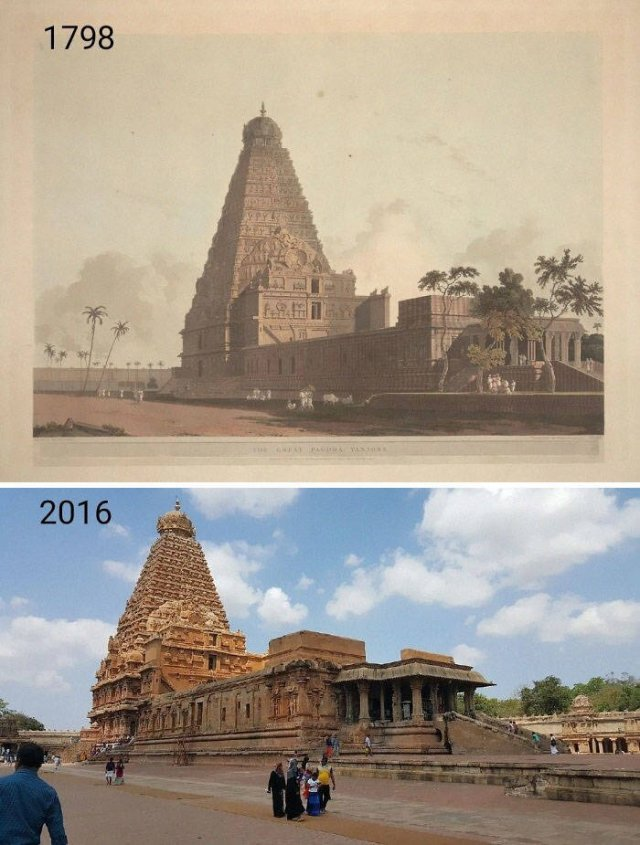 World's Changes Over The Centuries (40 pics)