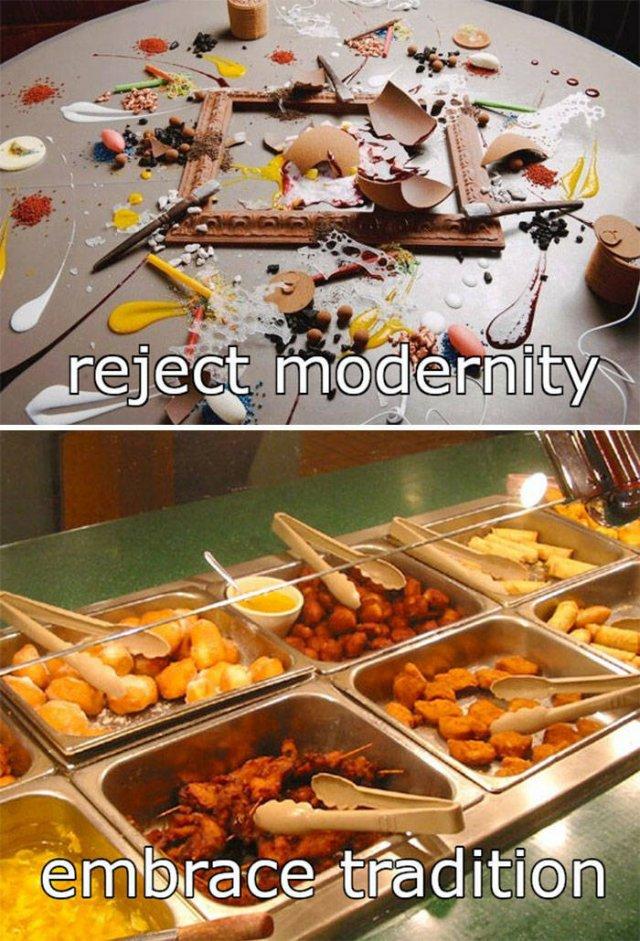 Weird Food Serving (39 pics)