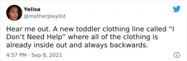 Parenting Tweets (50 pics)